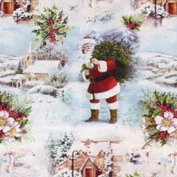 Julepapir Traditionel