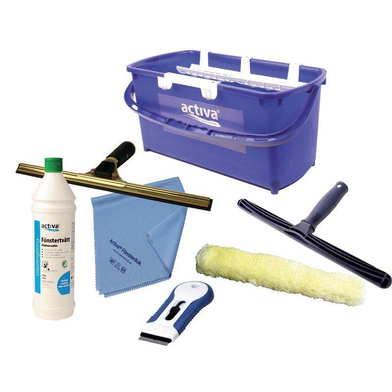 Rengørings kit