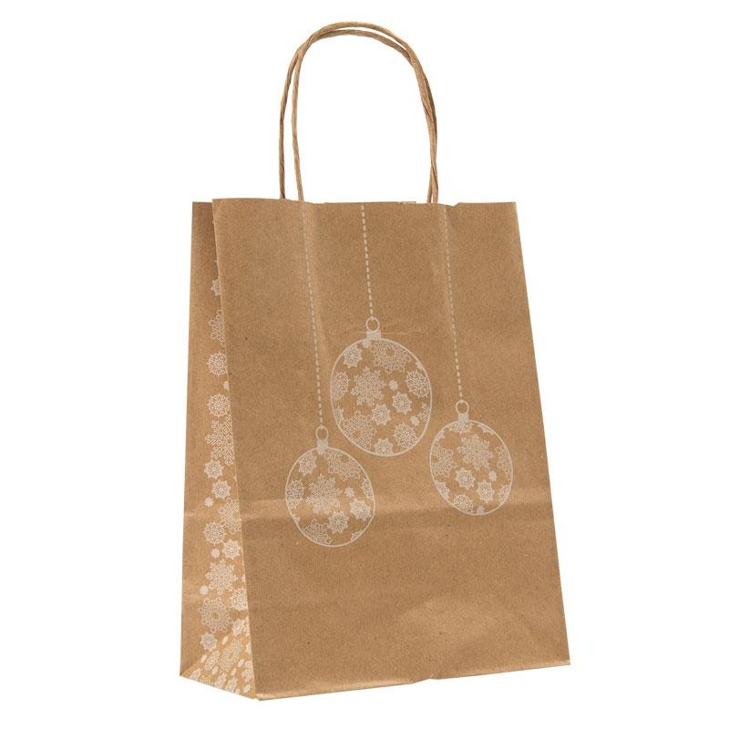 Papirsbæreposer jul