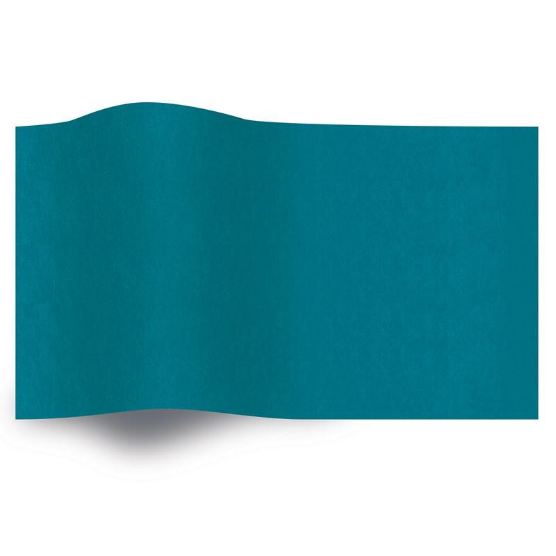 Silkepapir ensfarvet Premium