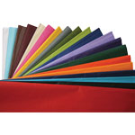 Silkepapir ensfarvet økonomi