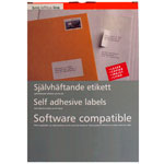 Laseretiketter / labels