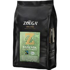 Zoega kaffe Hazienda økologiske hele bønner