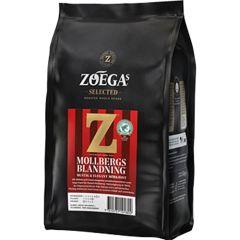 Zoega Kaffe Mollbergs blandet hele bønner