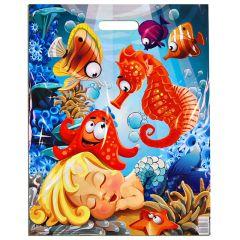 Plastikpose Mermaid