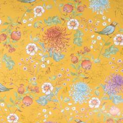 Gavepapir Aster flower mustard