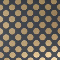 Gavepapir Black golden dots
