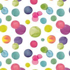 Gavepapir Colored circles