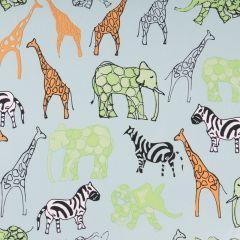 Gavepapir Safari green