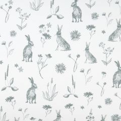 Gavepapir Rabbit dream green FSC