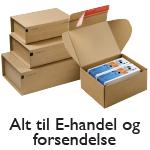 Alt i emballage til forsendelse af varer